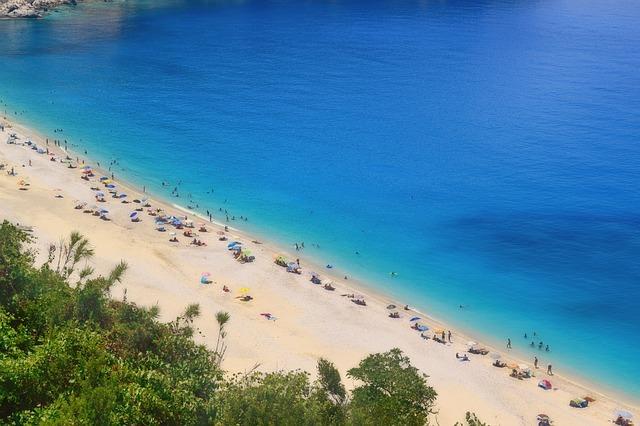 mirtos plaža kefalonija
